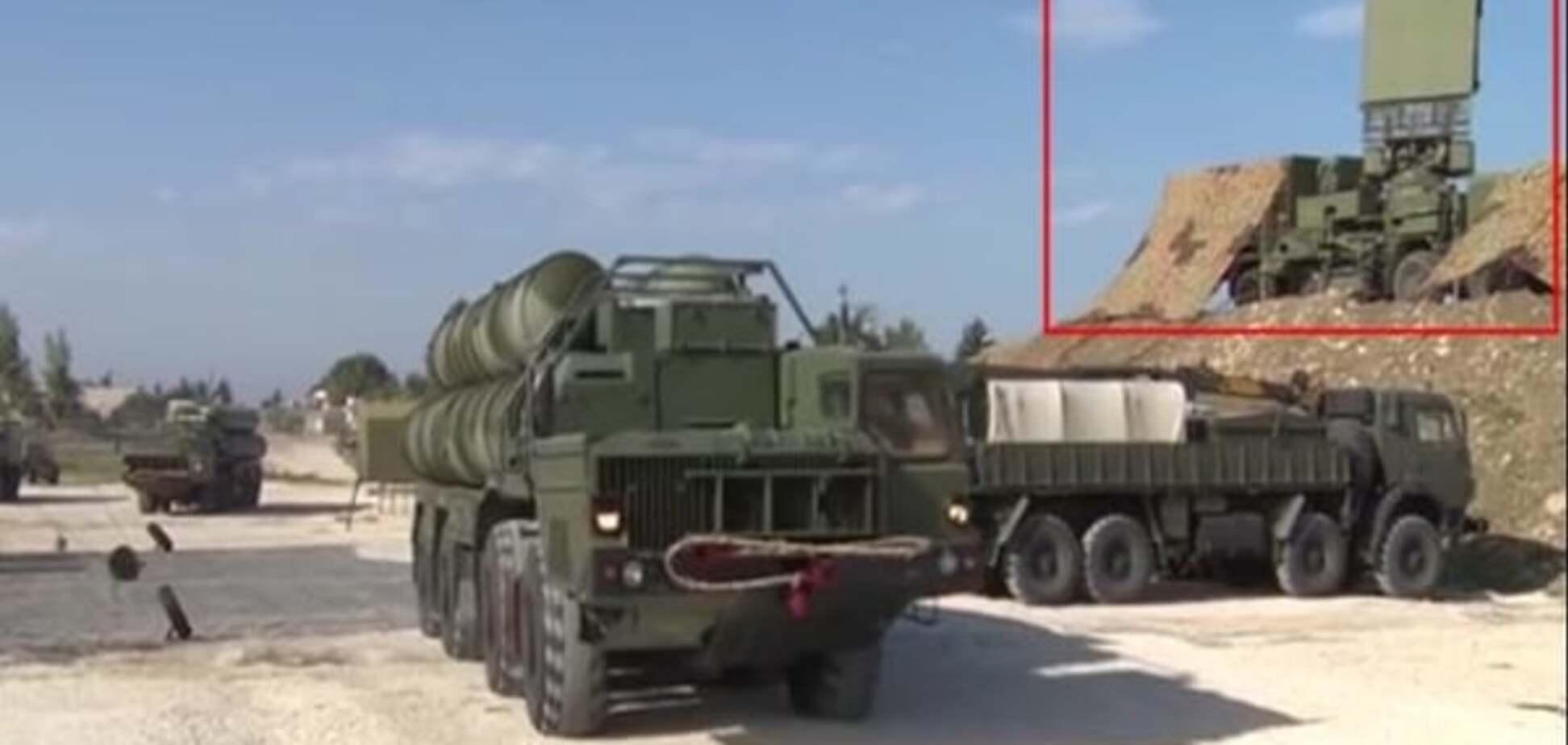 Росія збрехала про свої 'грізні' комплекси С-400 в Сирії: опубліковані фото і відео