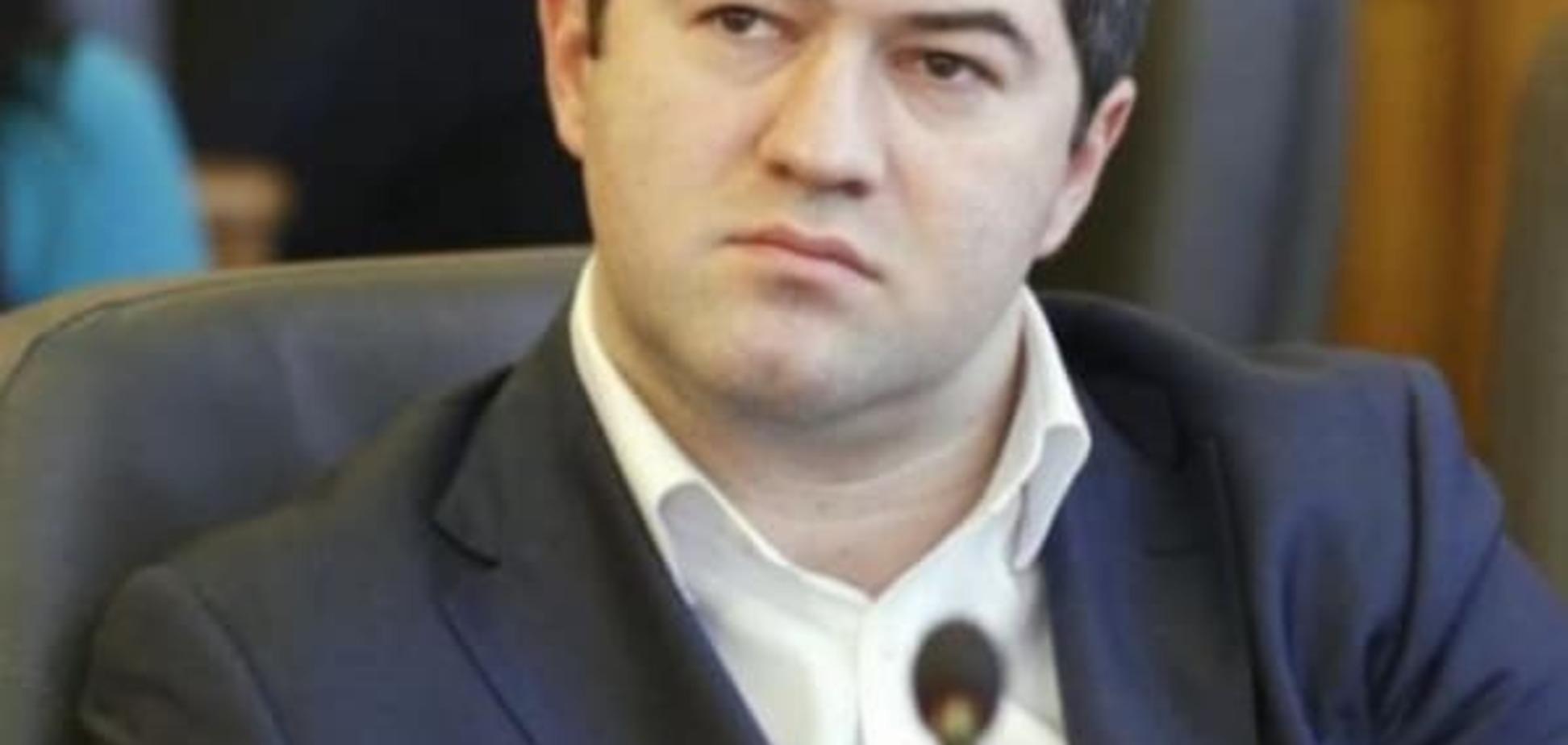 Насиров узяв собі в радники 'варяга'