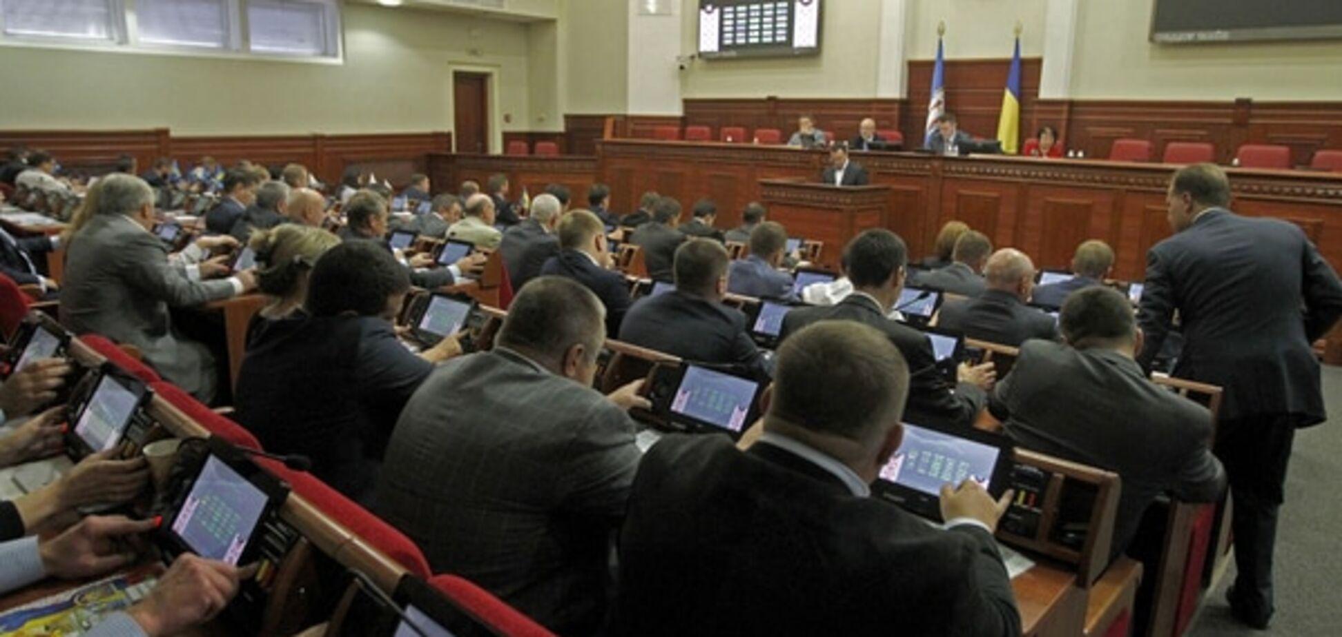 У Київраді обрали нового секретаря