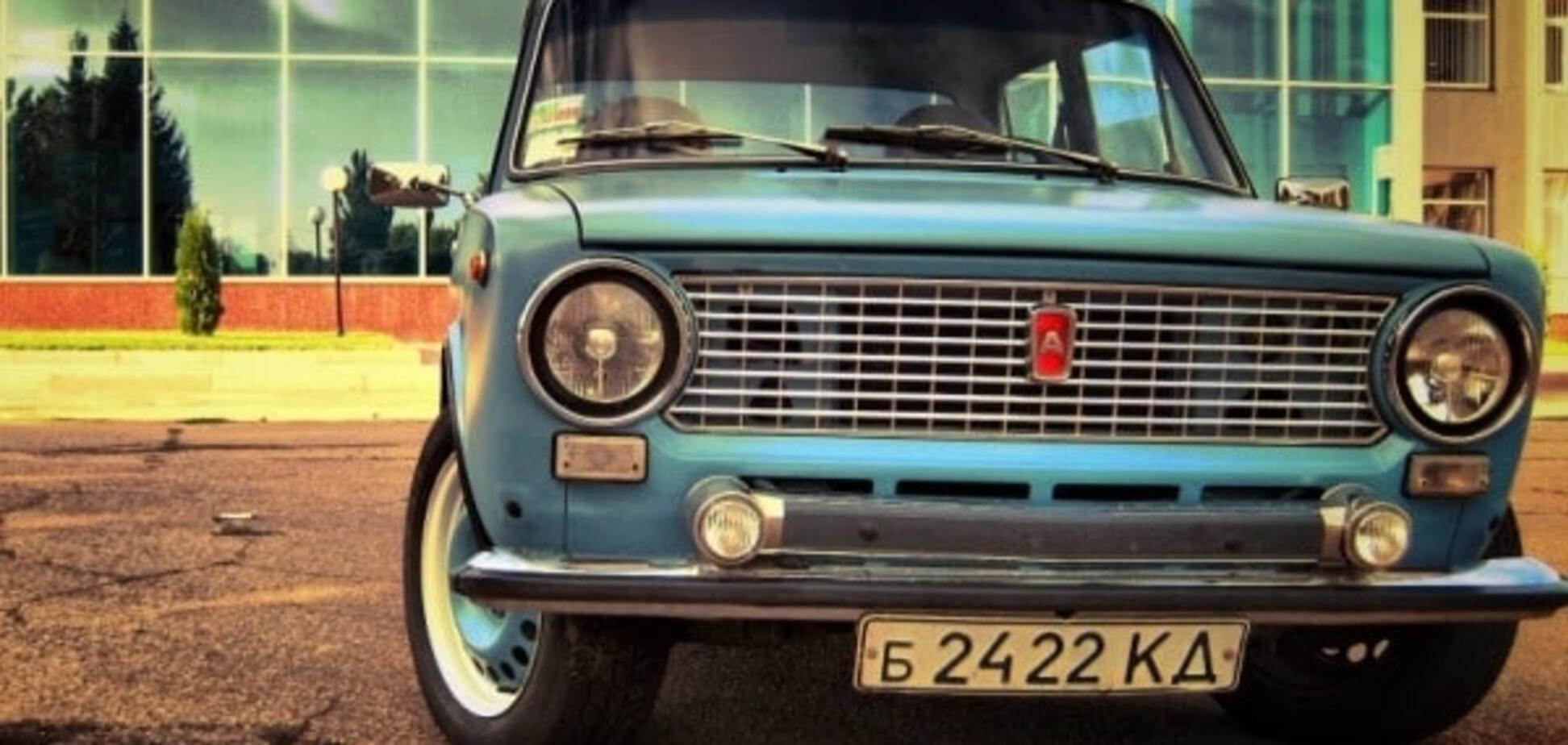 Прощавай, СРСР: з українських доріг можуть зникнути радянські авто