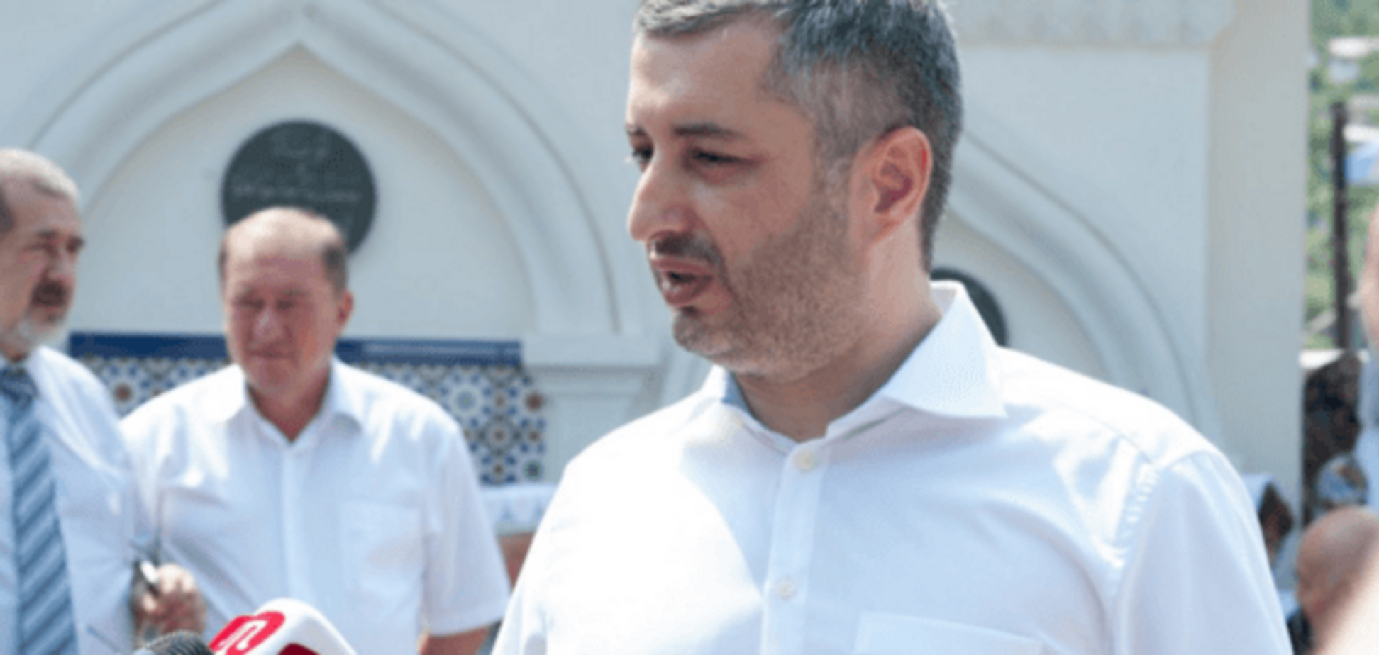 Яценюк звільнив уповноваженого з питань Криму