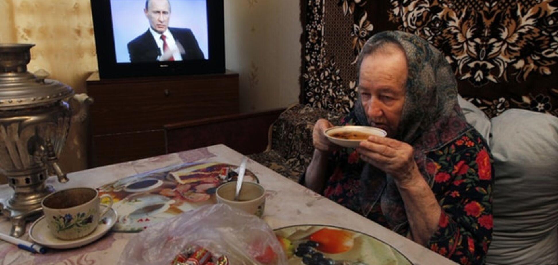 Рабинович: Путин – фантом и продукт пиара, ведущий Россию к развалу