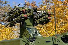 Россия испытывает на Донбассе новейший зенитно-ракетный комплекс