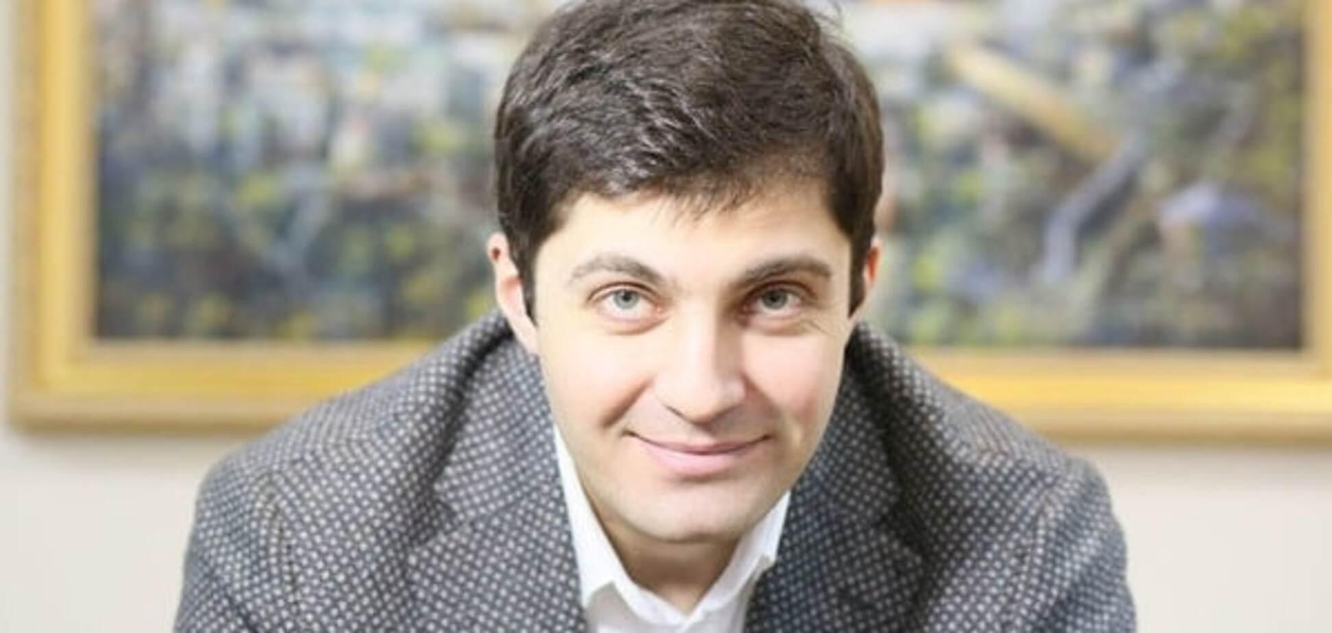 Дамам на замітку: Сакварелідзе заявив про готовність одружитися з українкою