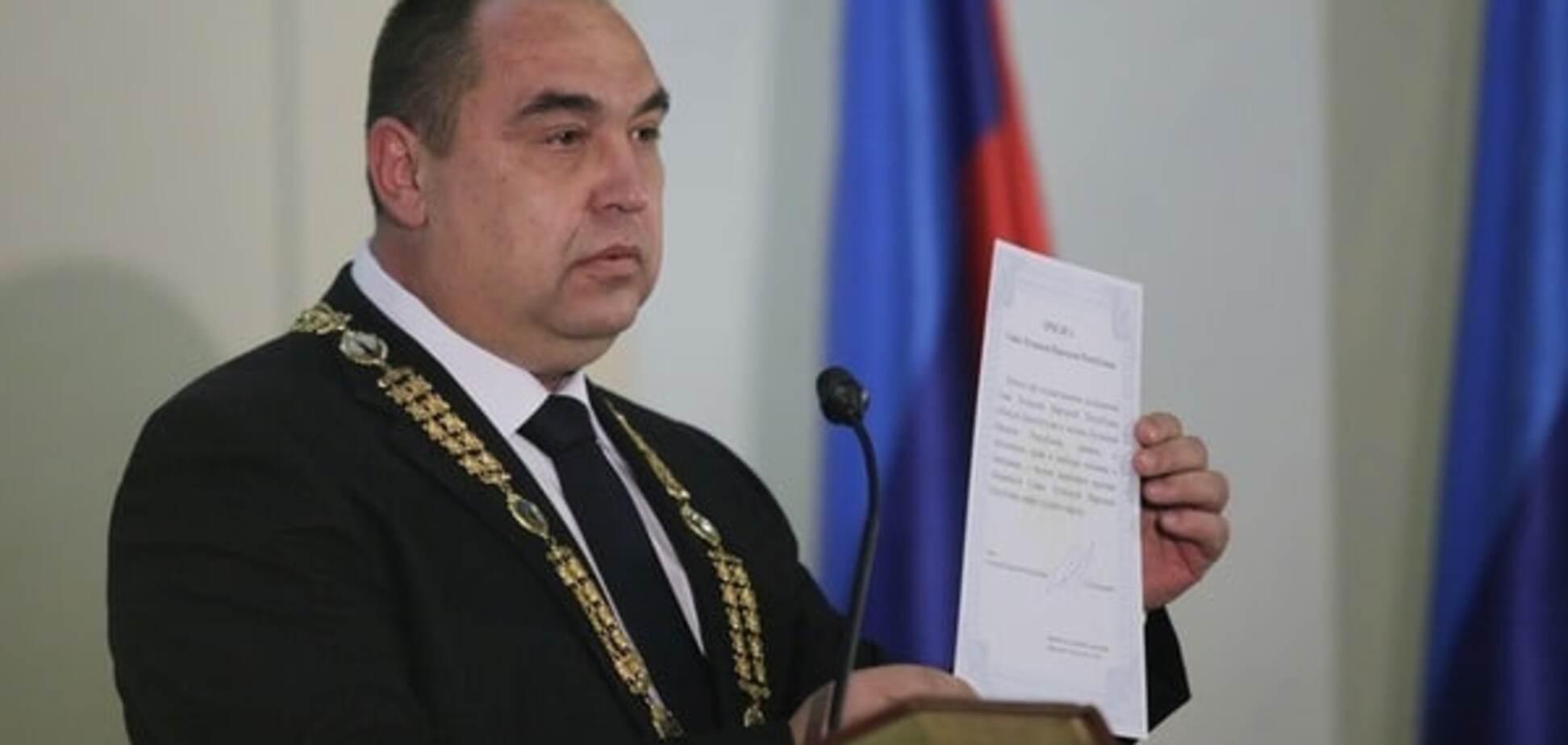 Снєгірьов допустив ліквідацію Дрьомова за наказом ватажка 'ЛНР'