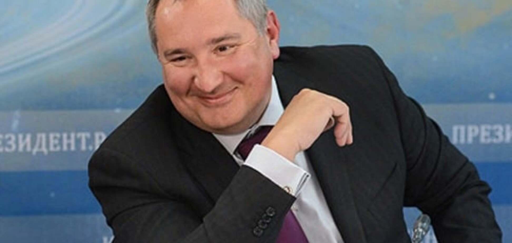Соцмережі висміяли Рогозіна за 'відродження' російської промисловості