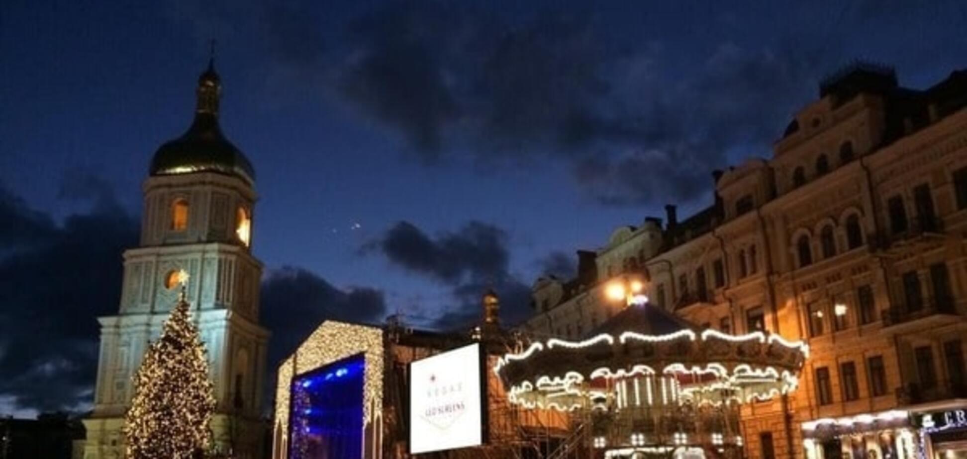 Новорічні ярмарки Києва: в парках, на вулиці і за містом!