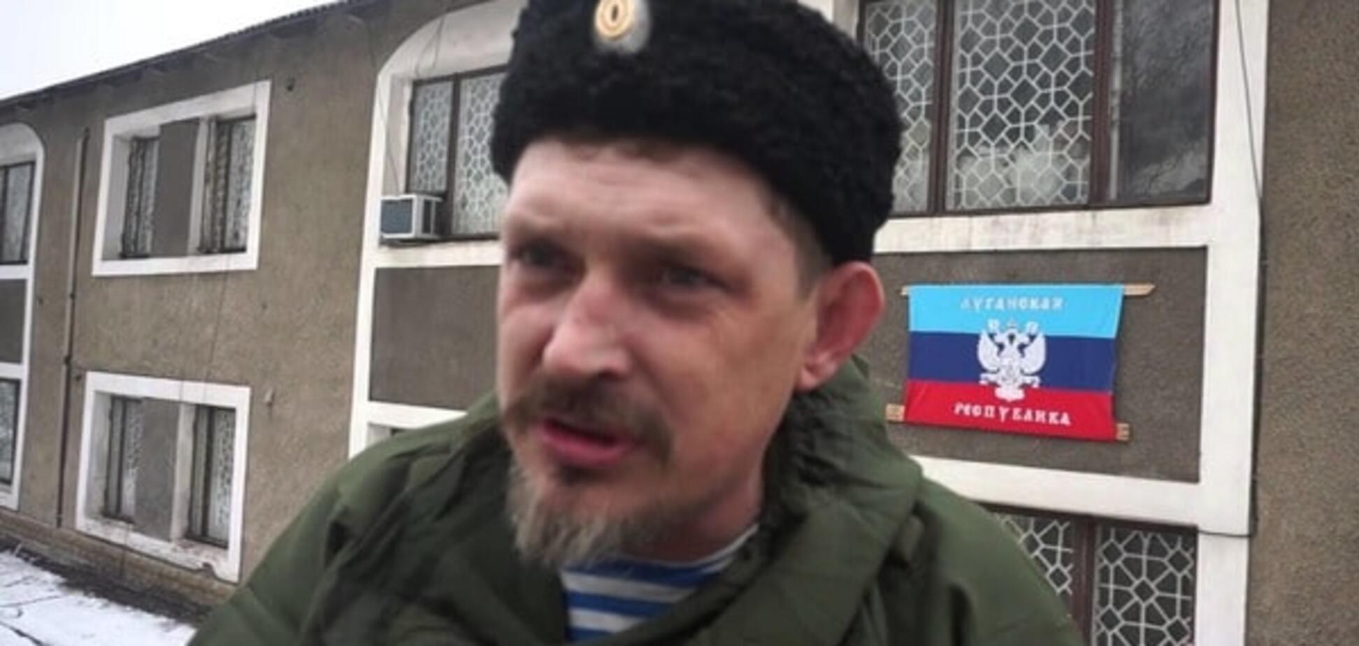 Стало відомо, хто організував ліквідацію 'отамана' бойовиків Дрьомова