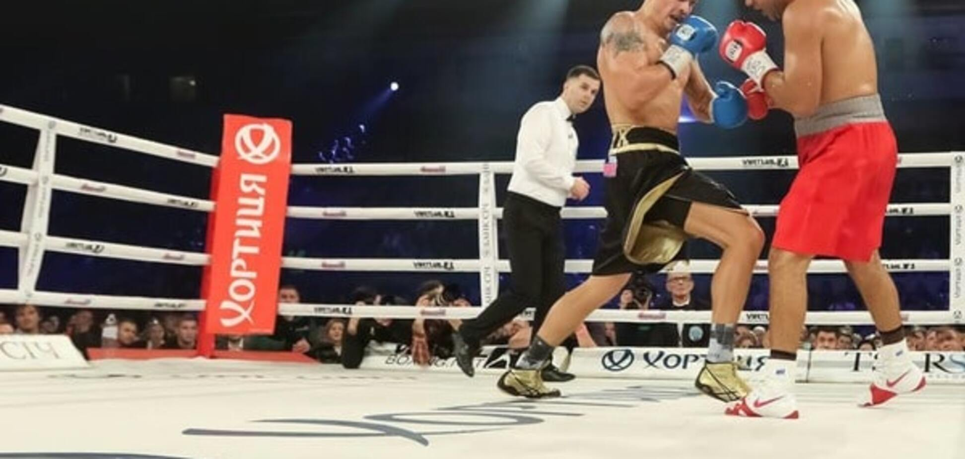 Нагорода за нокаут: Усик піднявся в рейтингу WBC