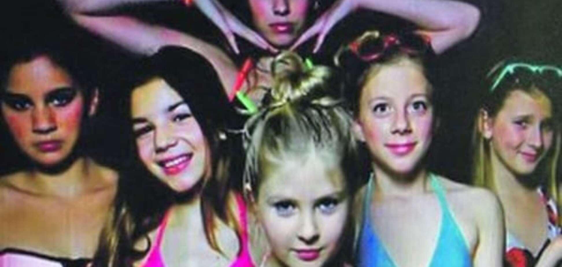 13-річна донька Кличка позувала в купальнику