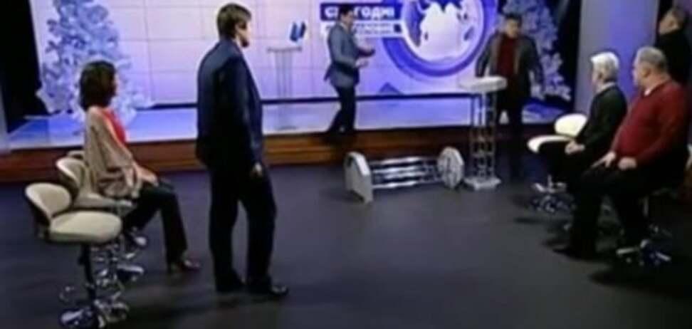 Міністр у гніві: Авакову пригадали пюпітр, що летів у Калашникова