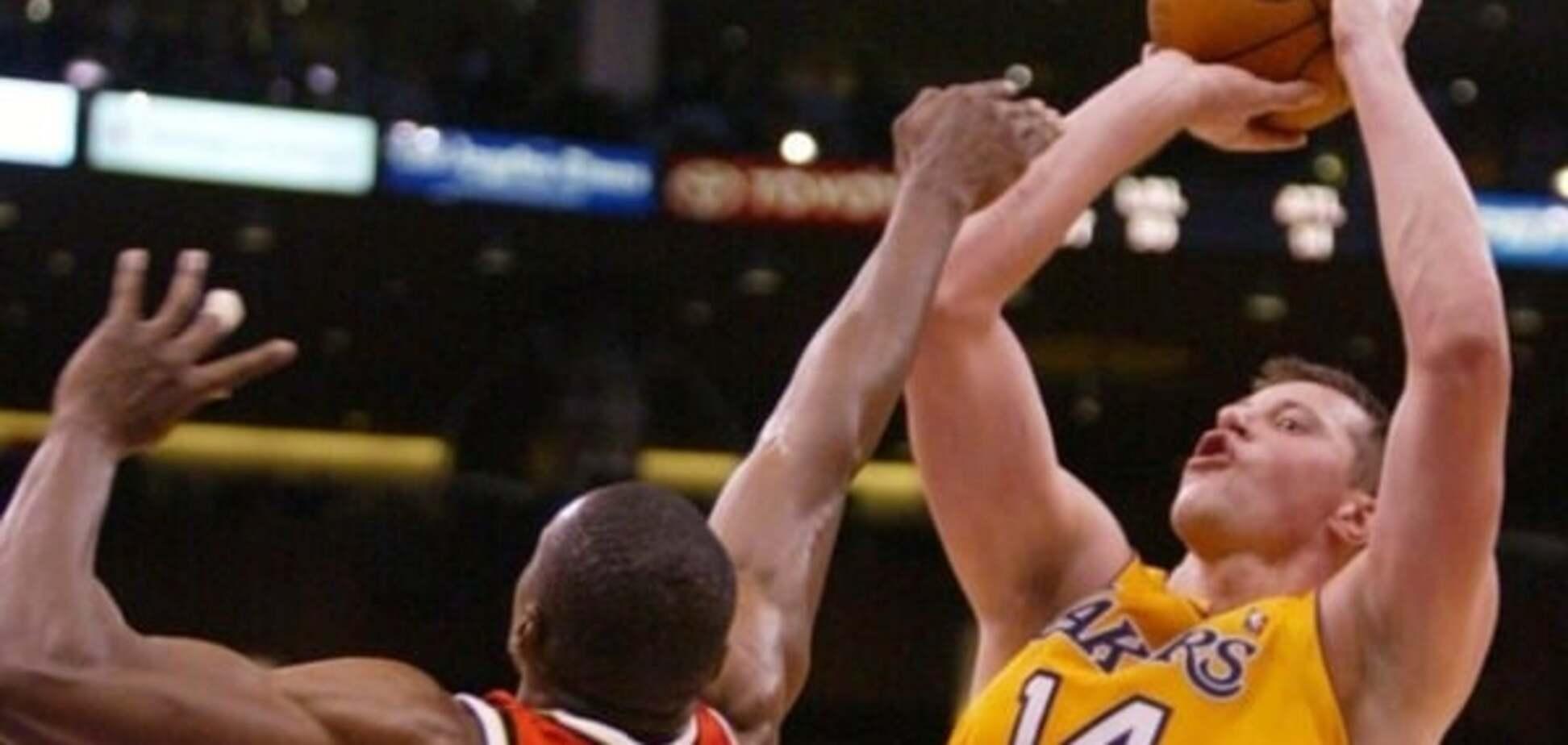 Слава Медведенка: я зайшов у НБА через чорний хід