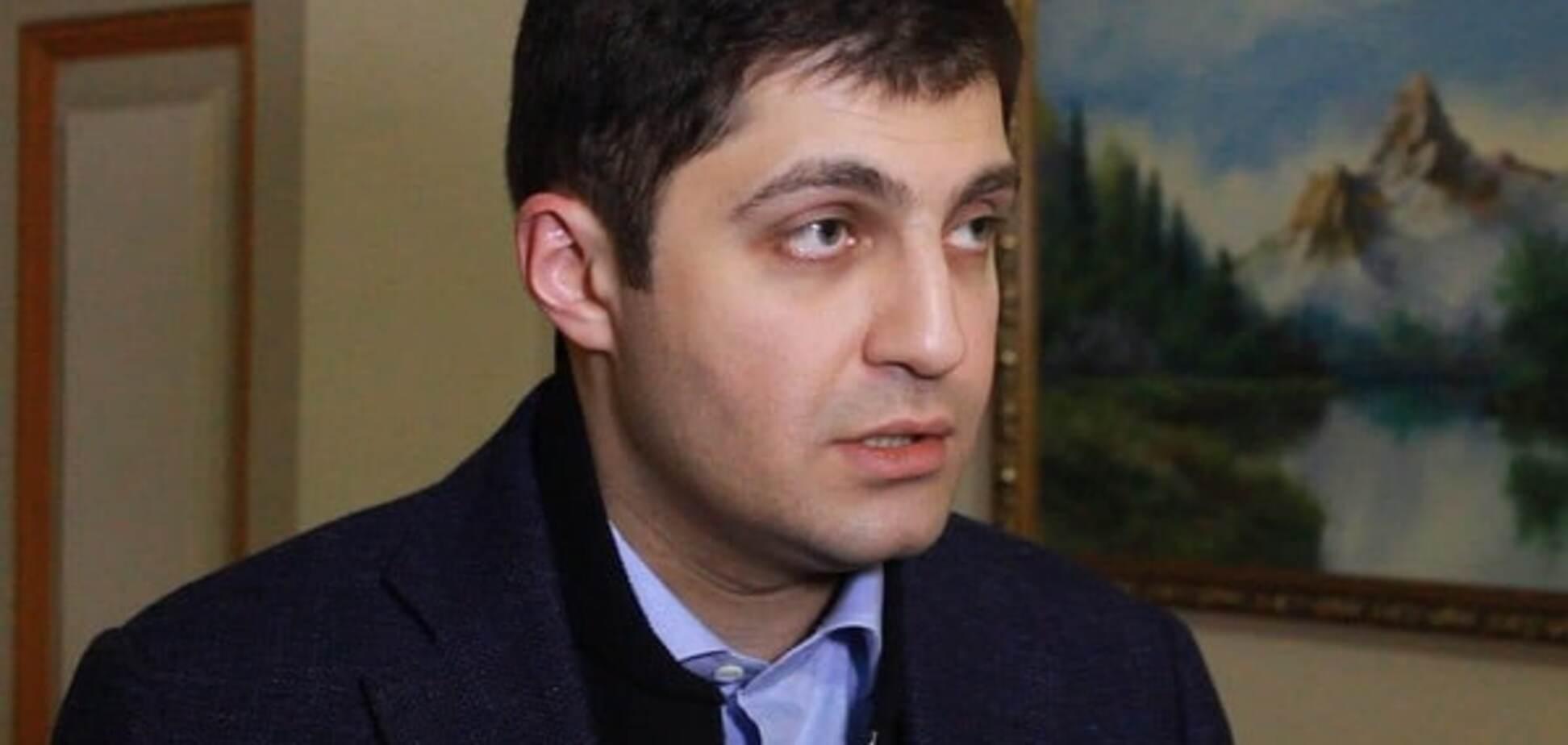 Сакварелидзе ответил Яценюку на 'гастролеров': вы, наверное, не поняли, кто мы такие