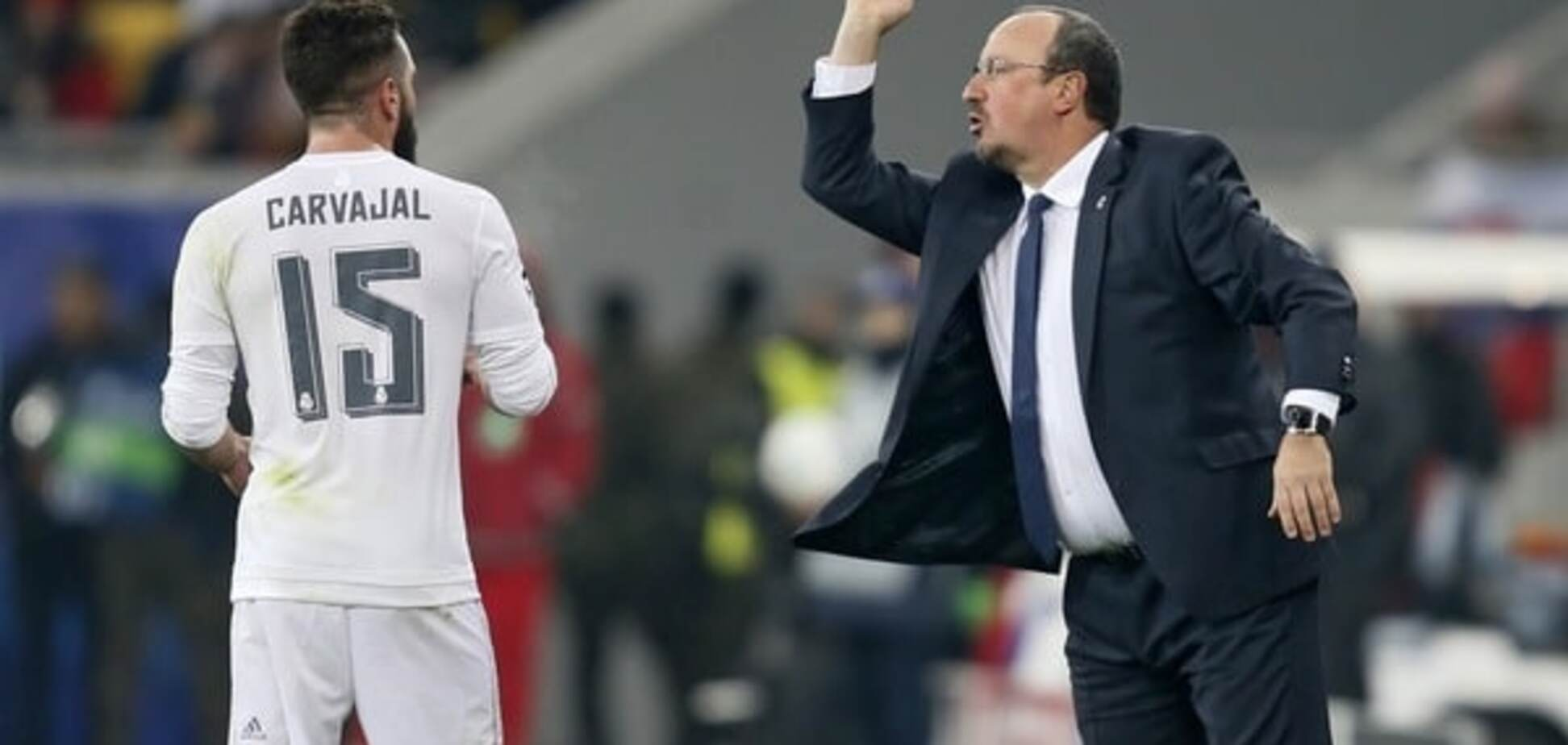 Футболисты 'Реала' устроили демонстративный бойкот главному тренеру