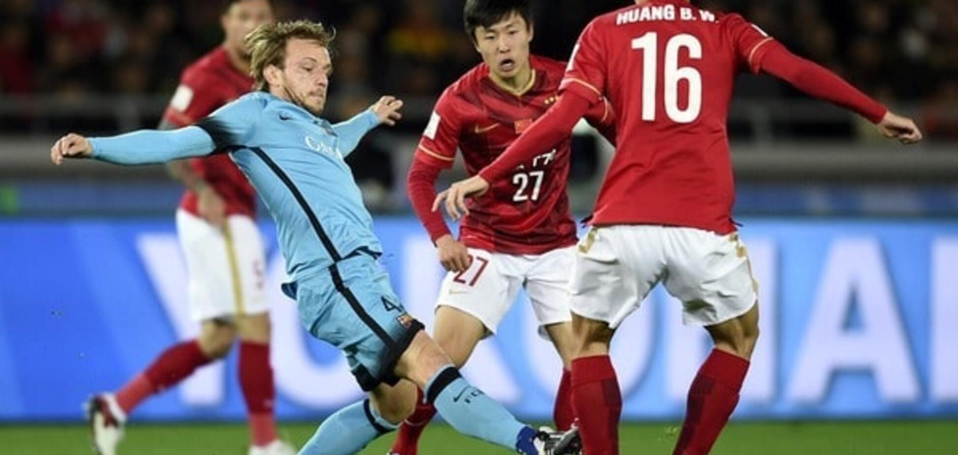 Барселона – Гуанчжоу – 3-0: видео-обзор матча
