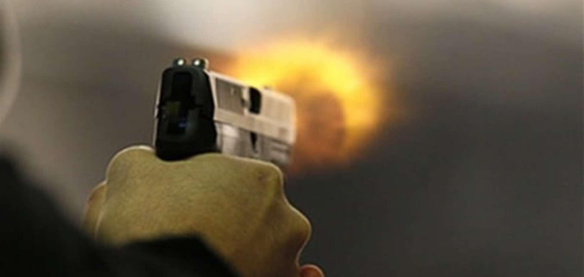 На Киевщине полиция устроила погоню со стрельбой