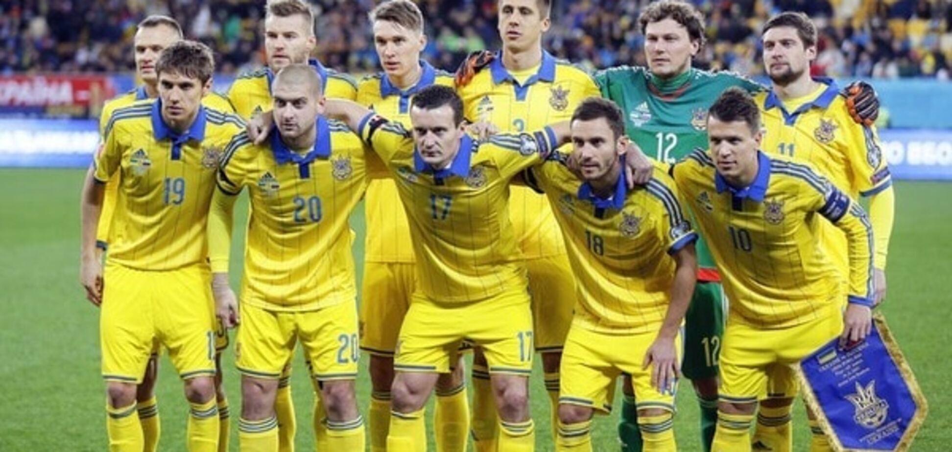 Сборная Украины 'поможет' России накануне Евро-2016