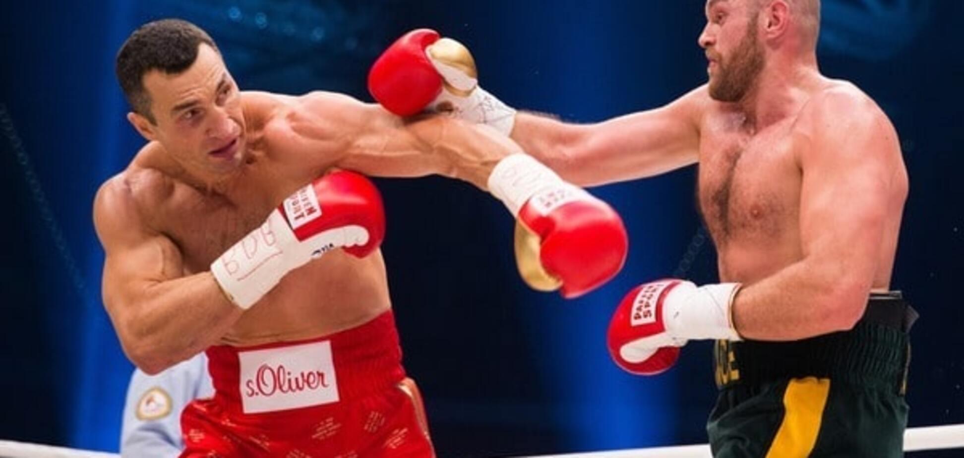 Промоутер Тайсона ошарашил заявлением о реванше Кличко - Фьюри