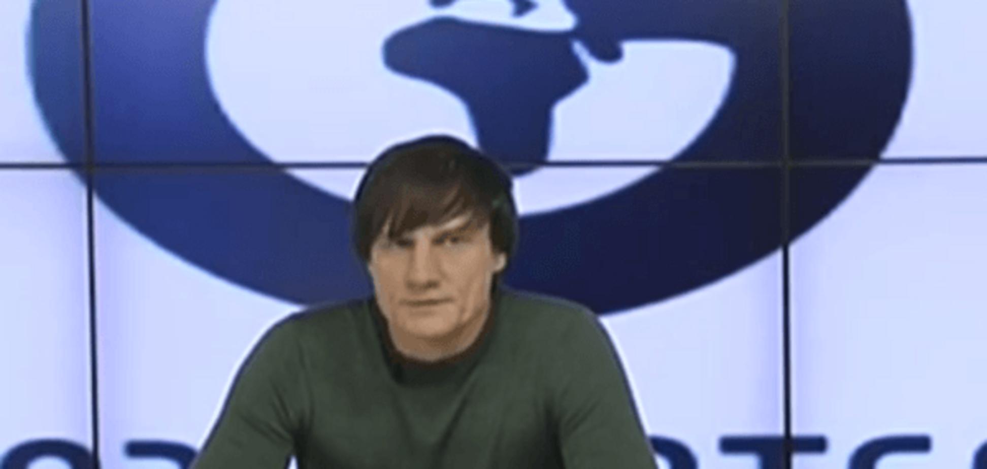 'Ума у них не много': Захаров назвал жителей Донбасса 'больными людьми'
