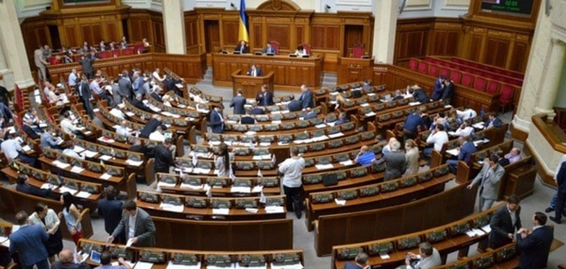 Эксперт: парламентские тушки в основном - 'одноразовые'