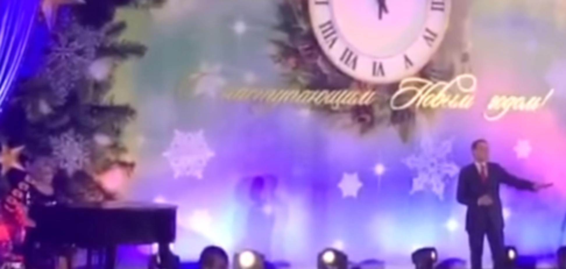 Спикер Госдумы 'зажигал' на корпоративе блатной песней: видеофакт