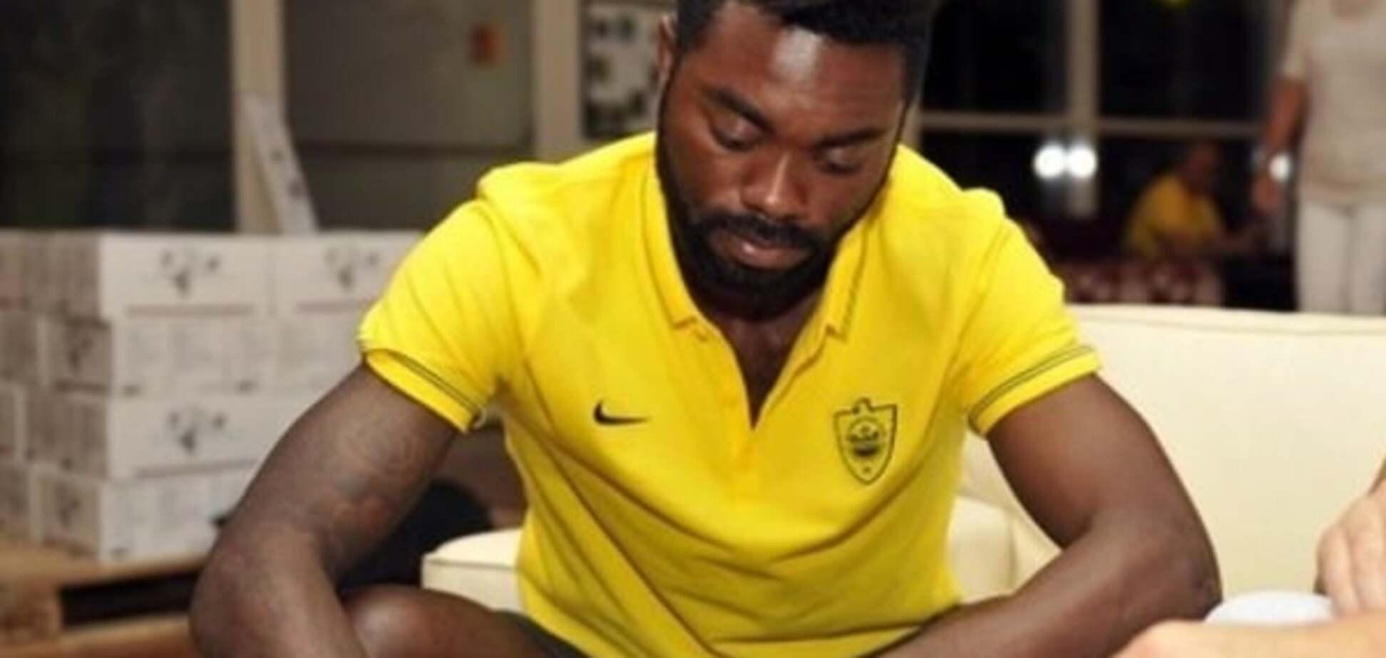 Російський клуб відмовився від футболіста 'Динамо'