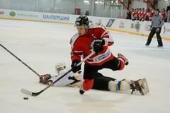 ХК 'Донбасс' добыл волевую победу над 'Витязем' в чемпионате Украины