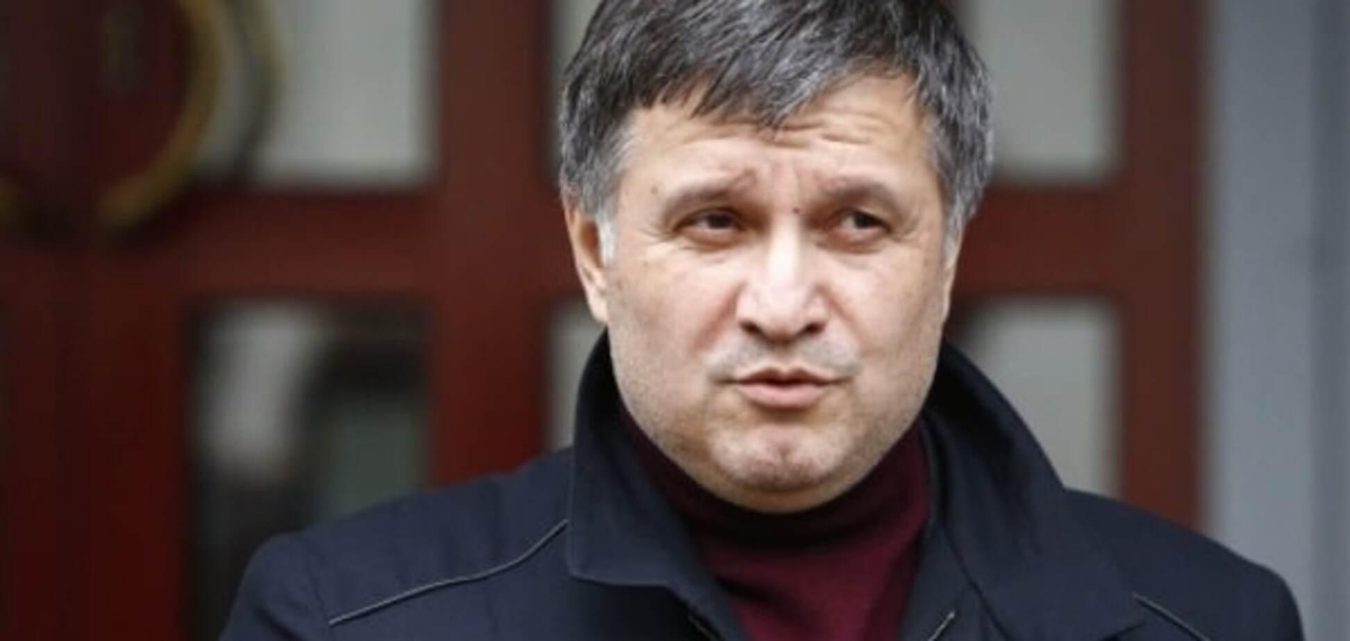 Аваков розповів про подачки Януковичу, відносини з Саакашвілі та свій рейтинг