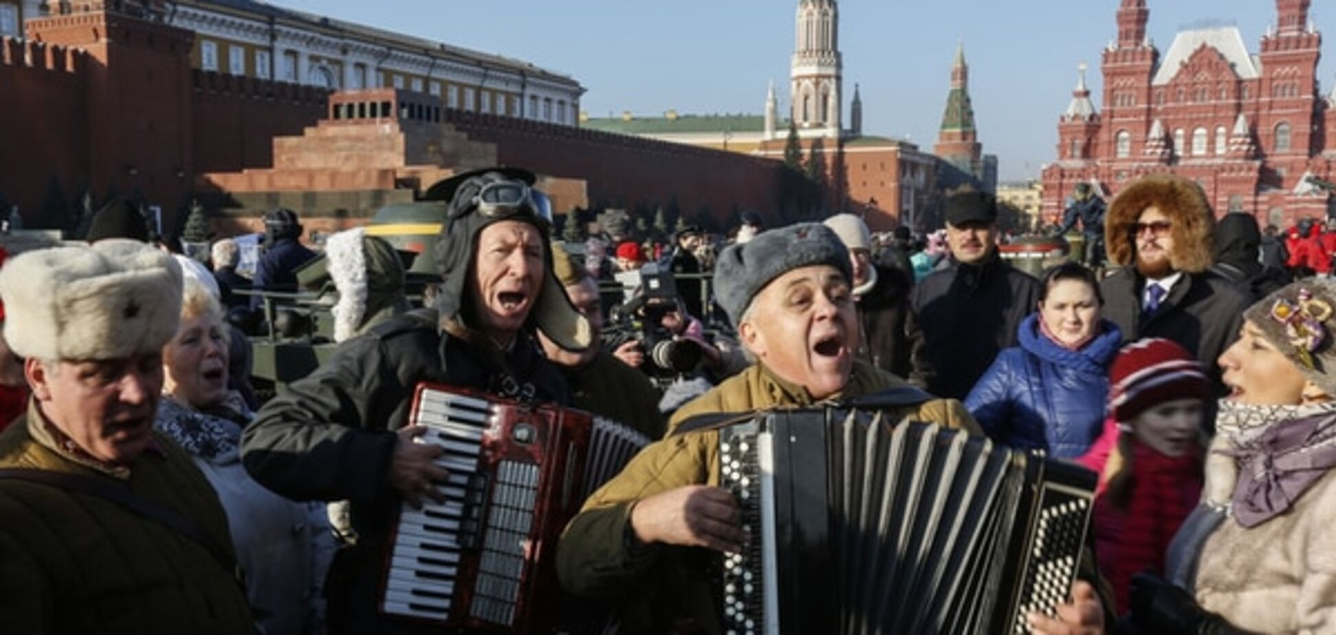 Журналіст: Росія - на межі великої біди