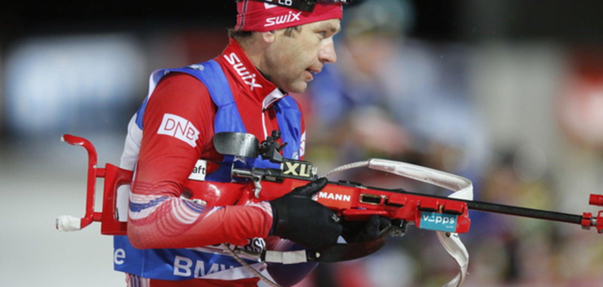 Легендарний Бьорндален встановив унікальний біатлонний рекорд