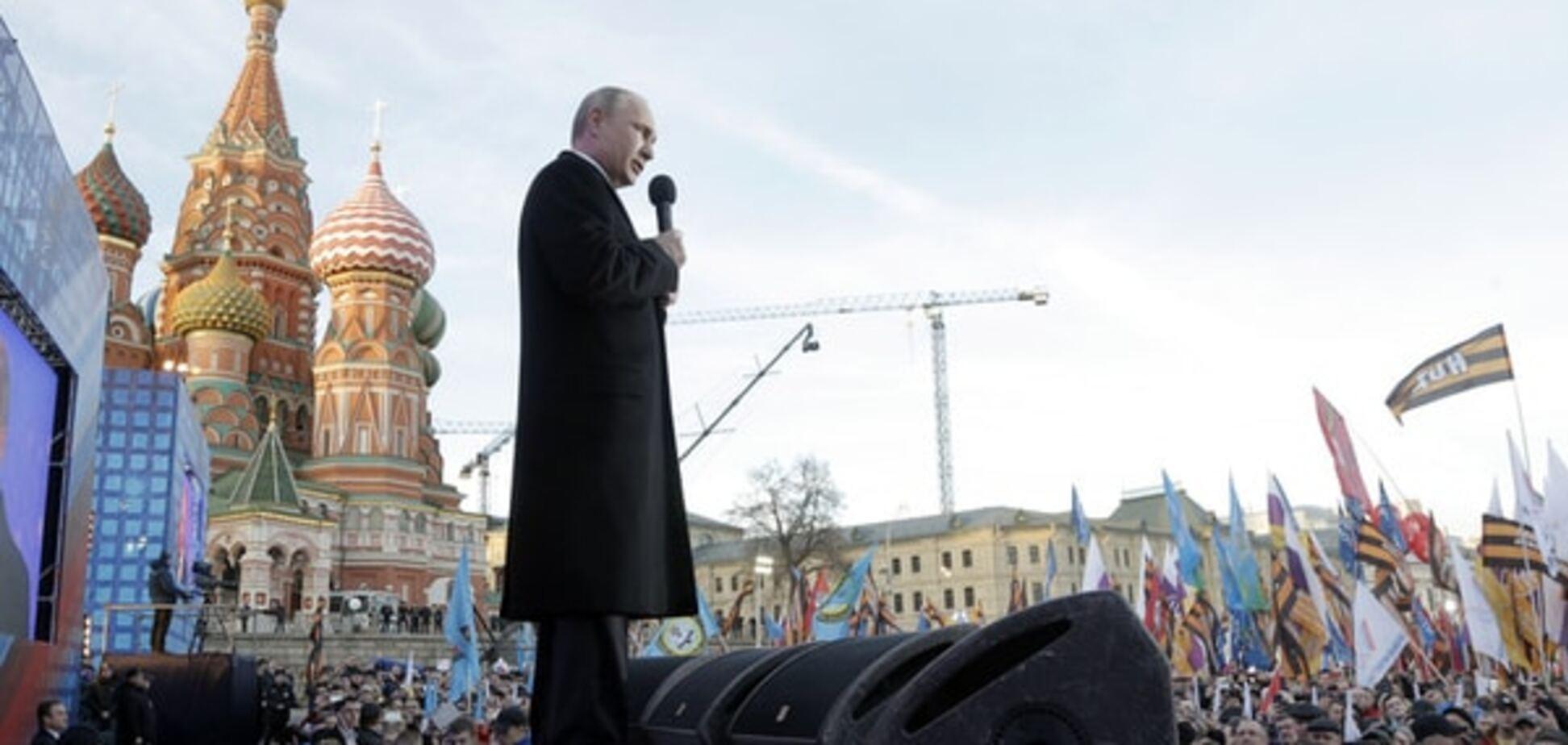 Каспаров: Путін перейшов у стан, коли країна сприймається як придаток до диктатора