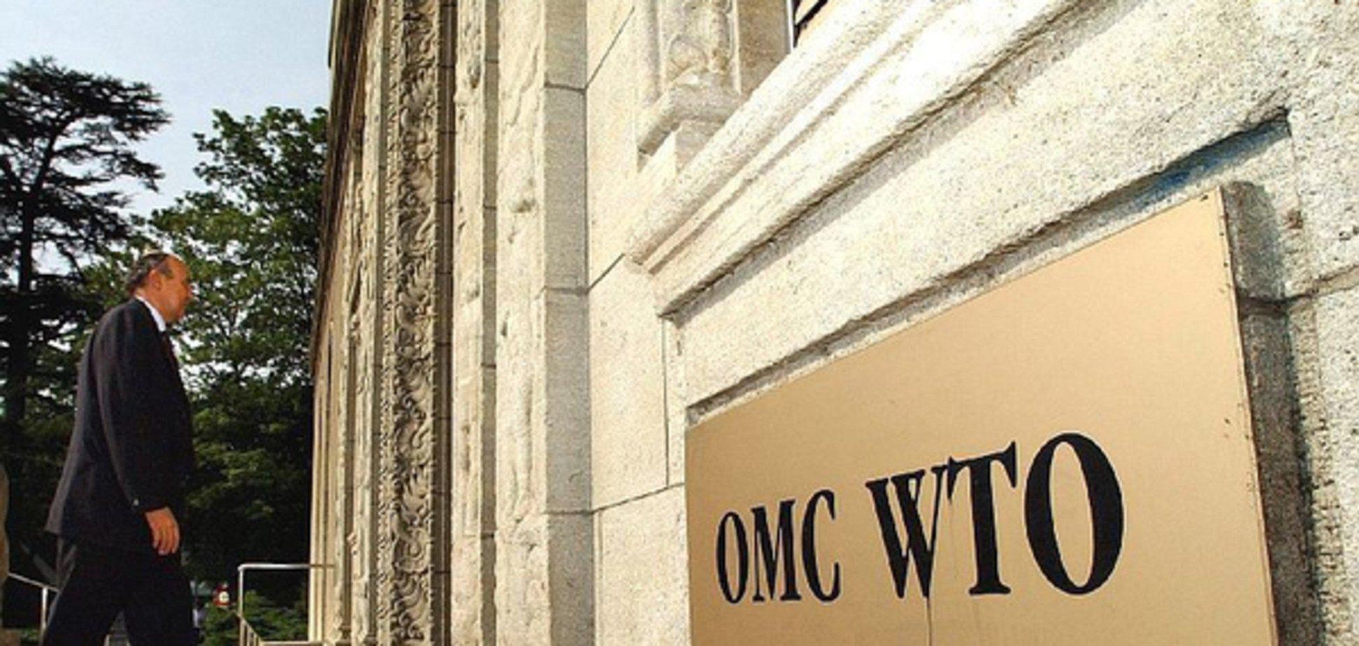 Україна готує черговий позов до СОТ проти Росії
