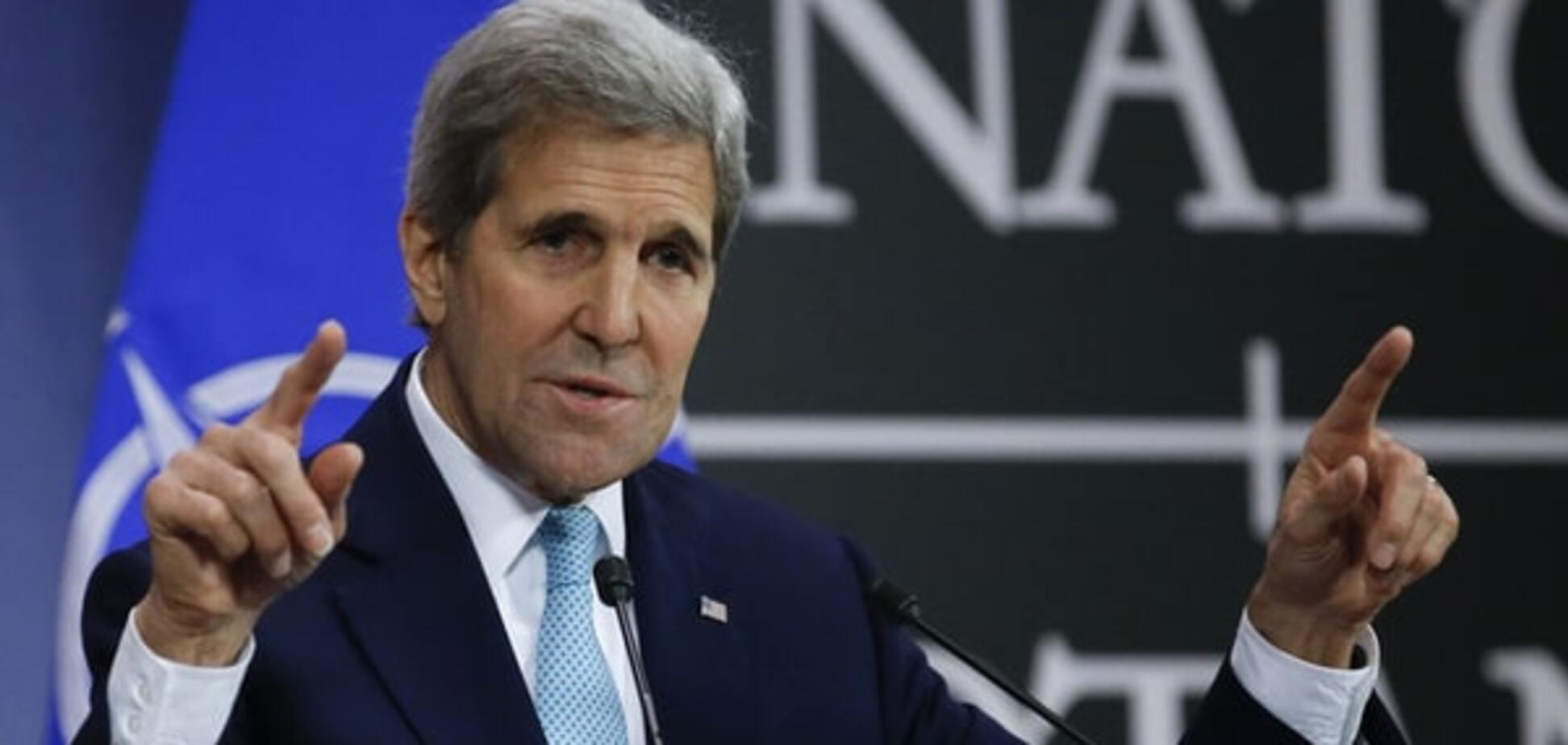 Спеціально для Москви: Керрі нагадав, що НАТО - оборонний альянс