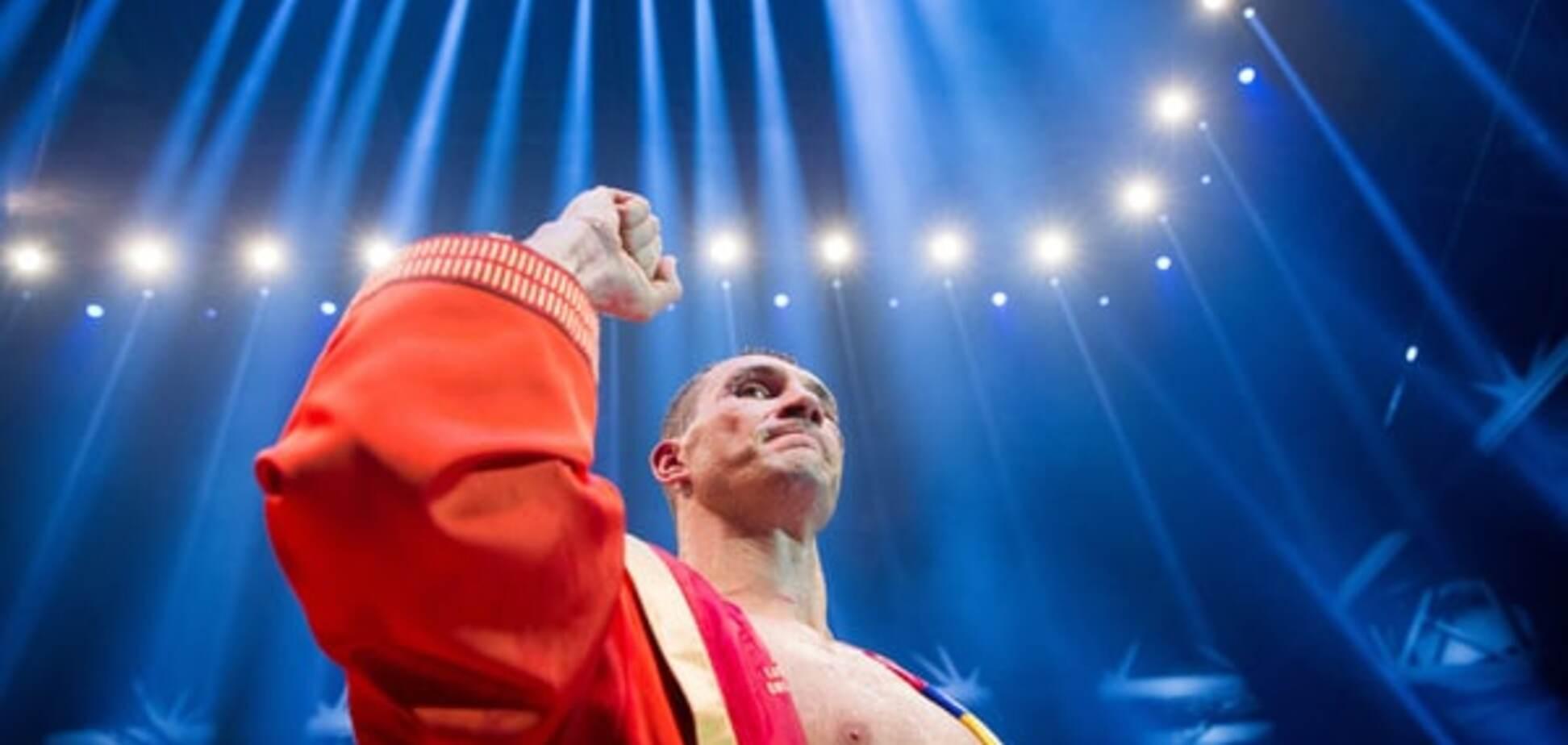 Владимир Кличко сделал официальное заявление о своей карьере