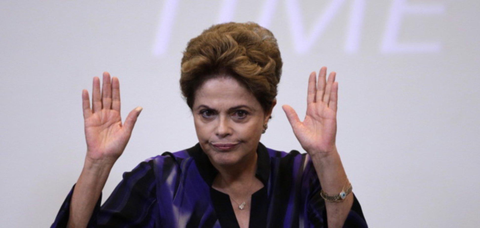Відносно президента Бразилії розпочато процедуру імпічменту