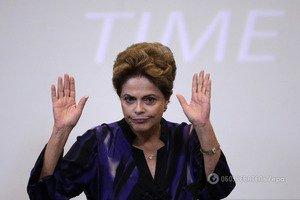 В отношении президента Бразилии начата процедура импичмента