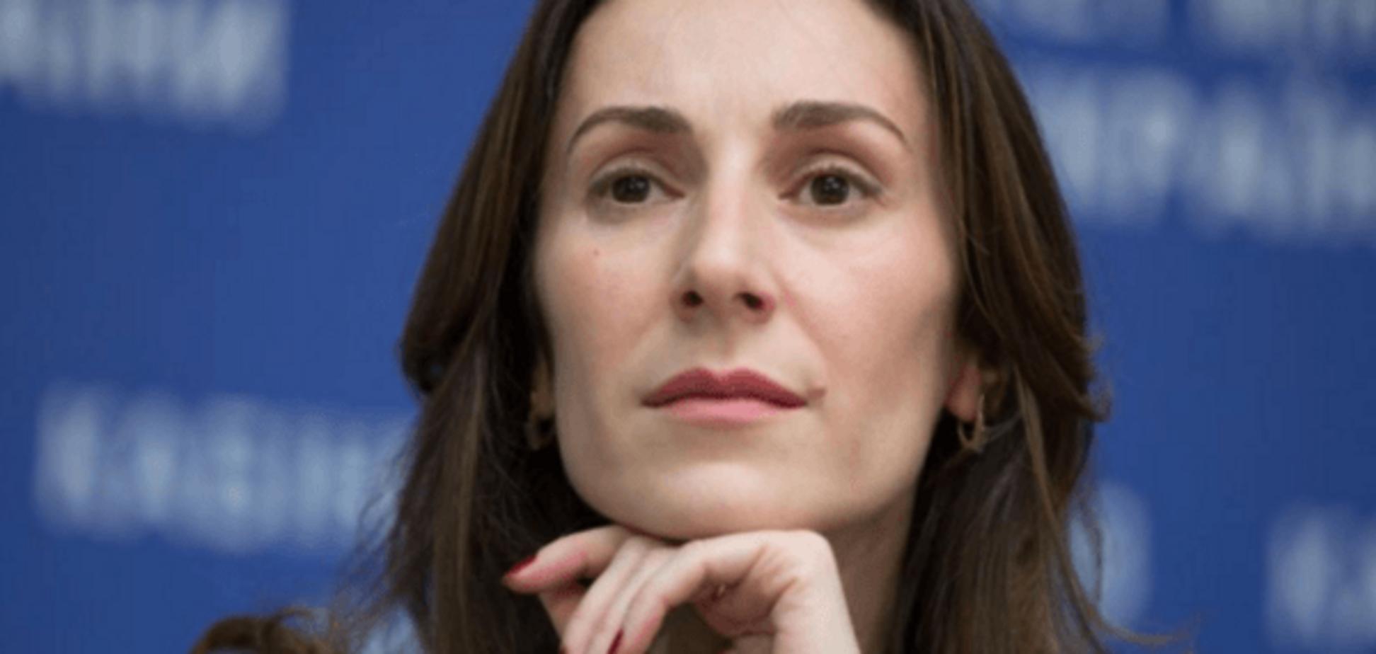 Згуладзе вошла в Топ-100 влиятельных мыслителей 2015 года – FP