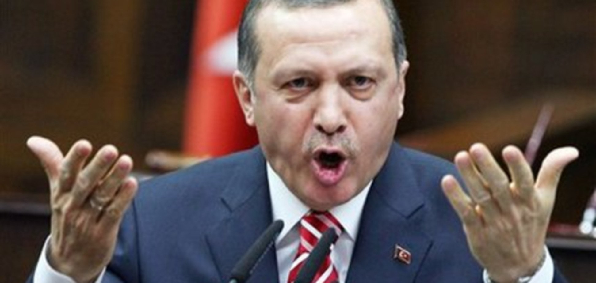 Ердоган закрив рот Росії: ніхто не має права паплюжити Туреччину