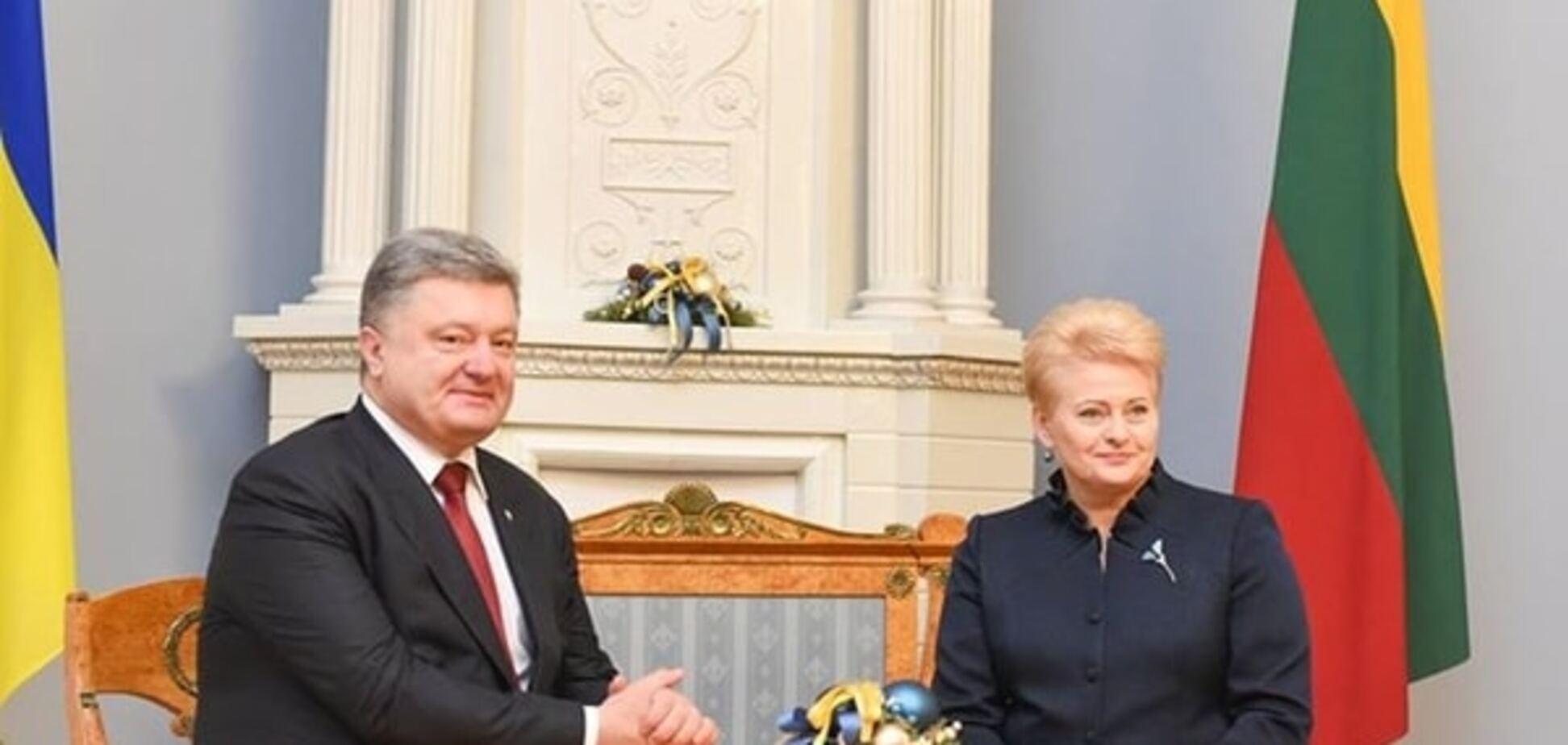Грібаускайте: успіхи України - найкраща відповідь ворогам її свободи