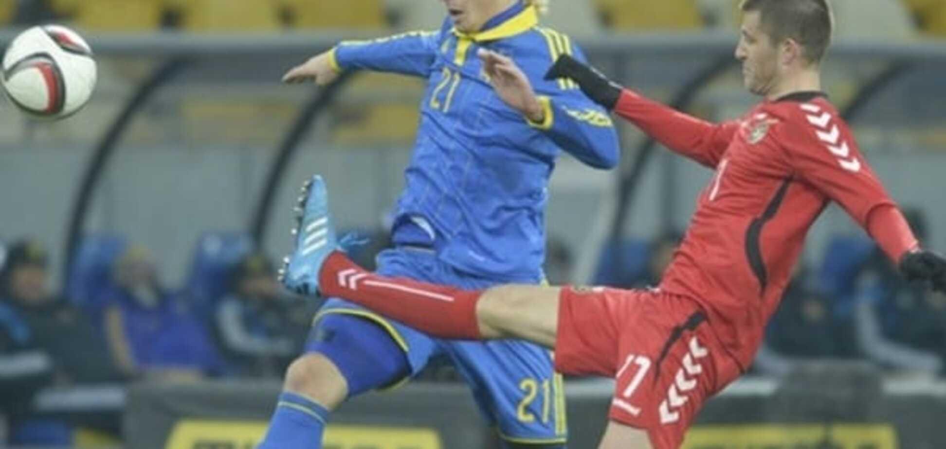 'Дніпро' готує трансфер футболіста збірної України