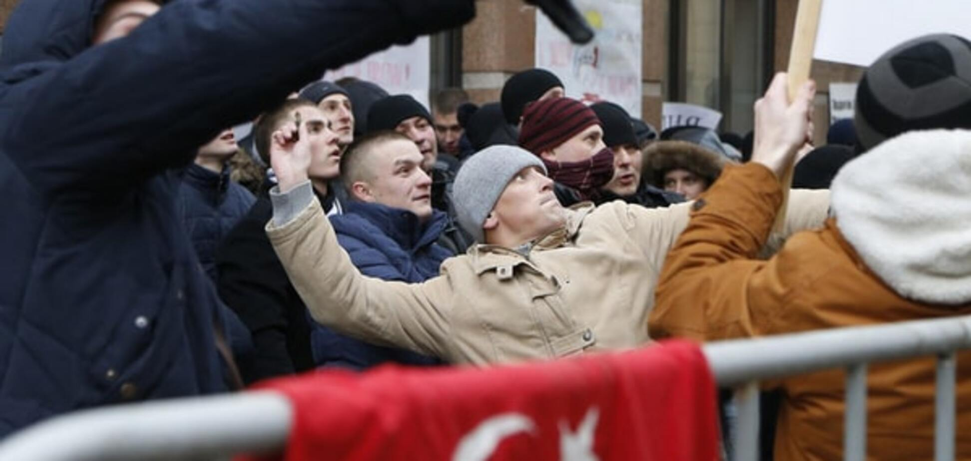 Орех: мільйони турків стали для росіян терористами після катастрофи Су-24