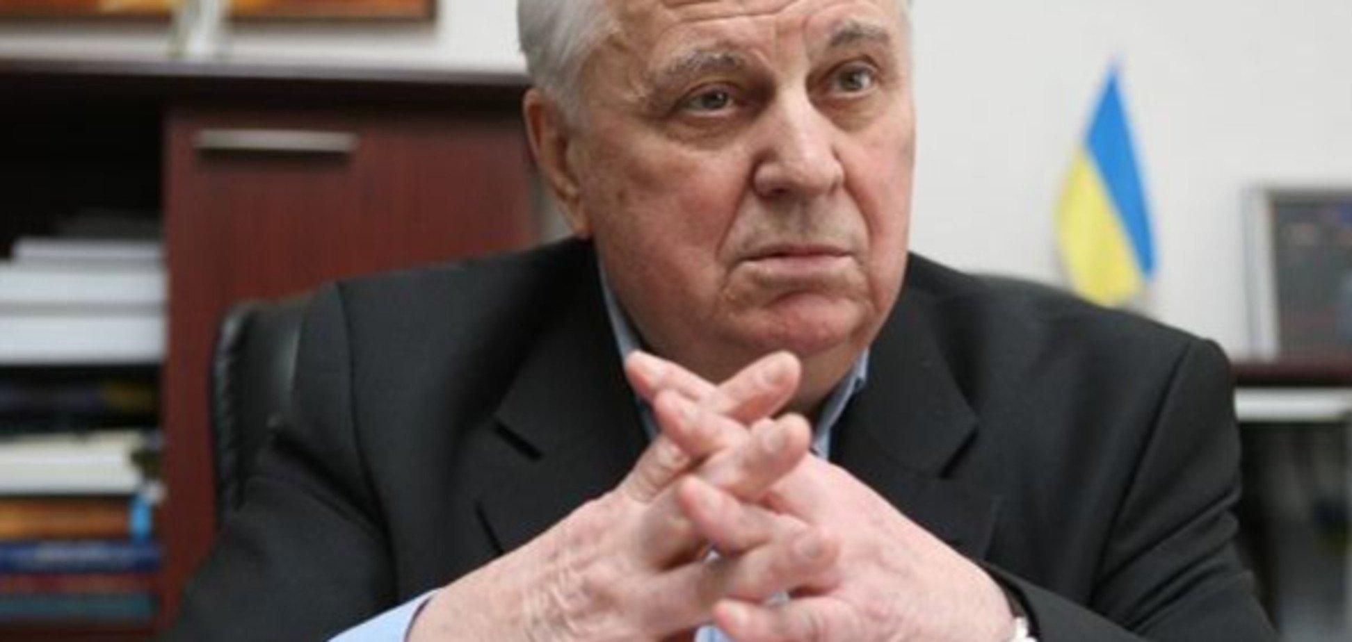 Кравчук розповів про ціну тиску Заходу на Україну