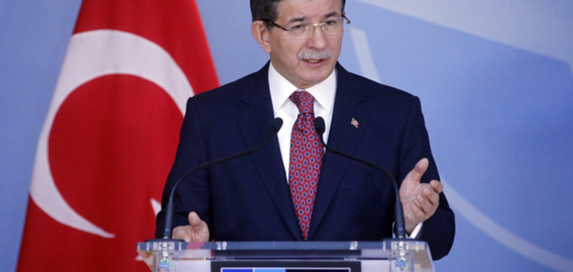 Турецький прем'єр: звинувачення Росії неможливо пояснити раціонально