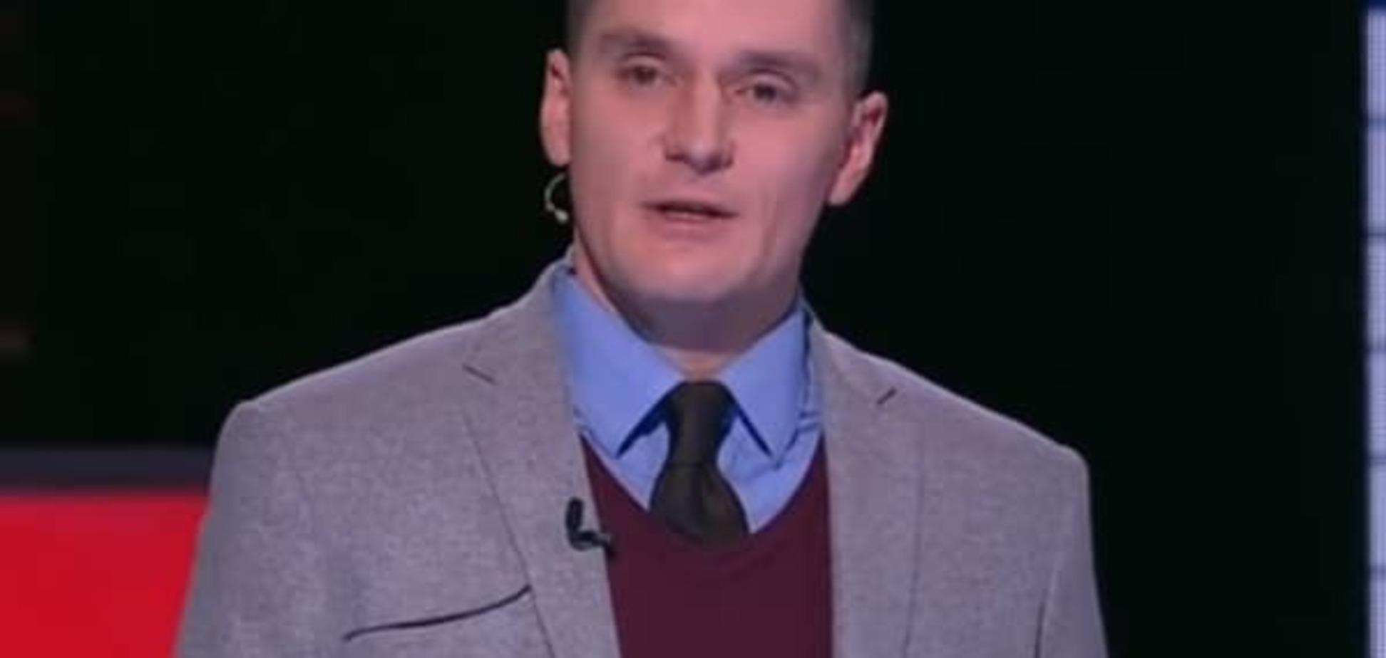 Польський журналіст в ефірі 'РосТВ' принизив Росію: ви не держава