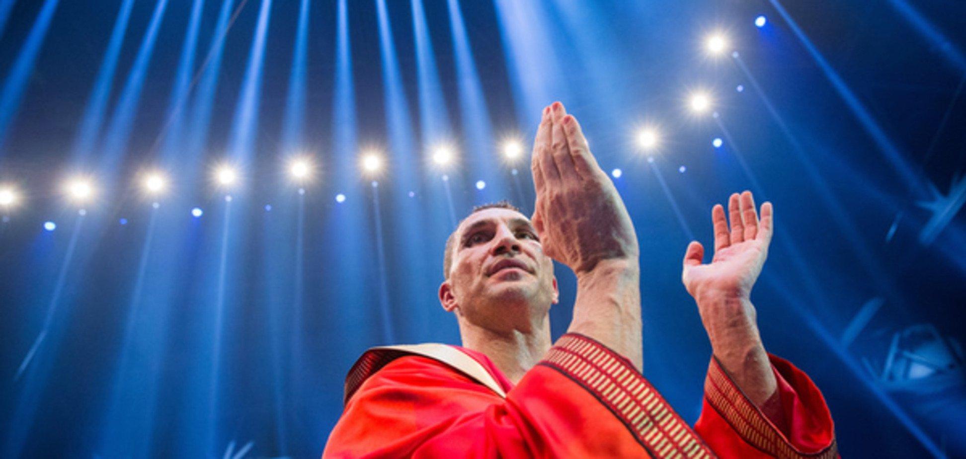 'Рождественский подарок для Тайсона': Кличко поставил точку в реванше с Фьюри