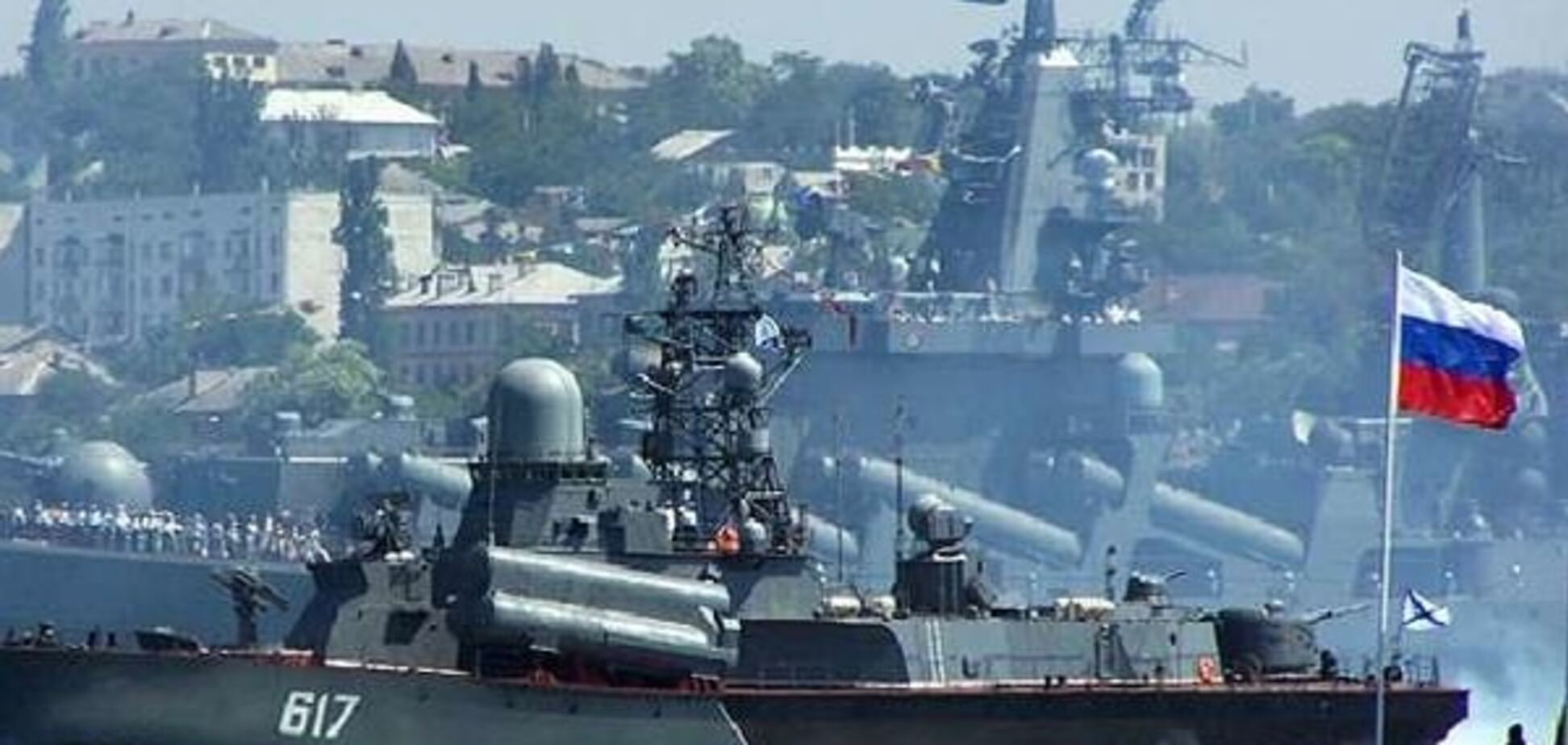 Блокада Крыма: Россия заявила о готовности открыть огонь с моря