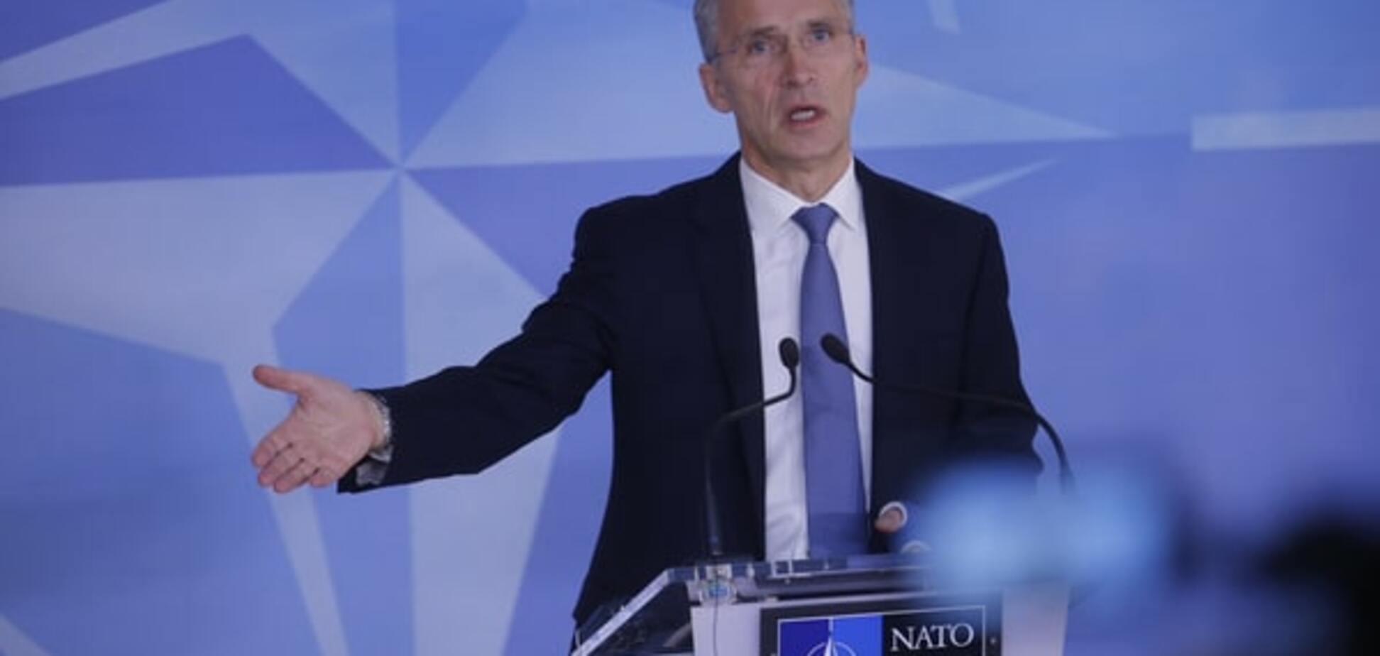 В НАТО приняли Черногорию