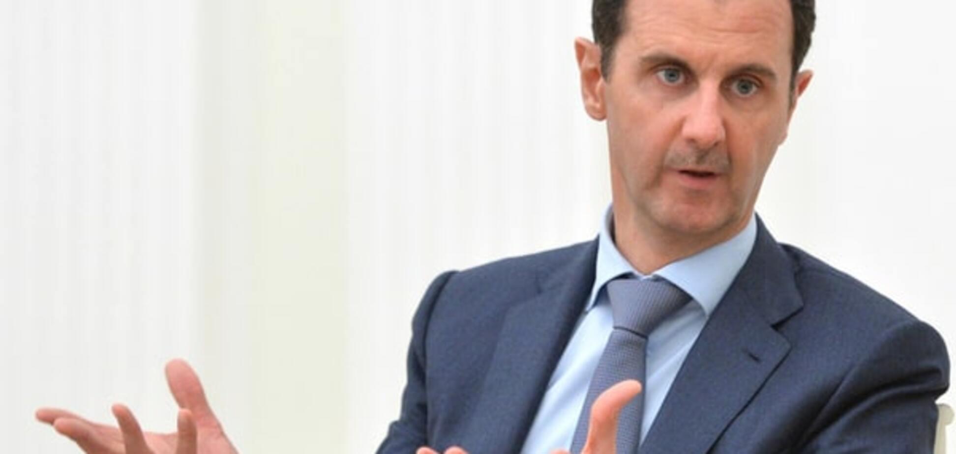 Асад назвал причину ликвидации российского Су-24 в Сирии