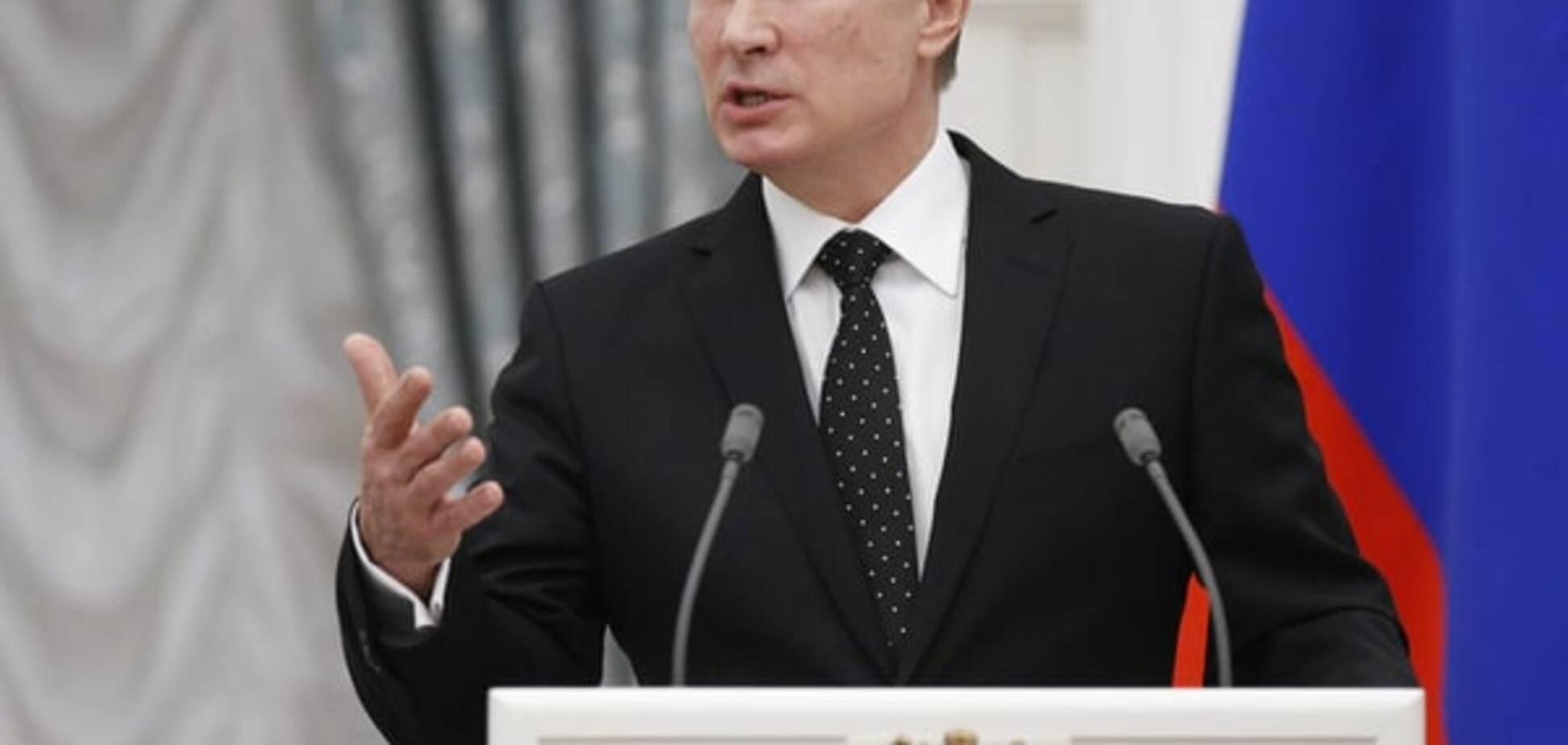 Рабинович побачив загрозу громадянської війни в Росії через Путіна