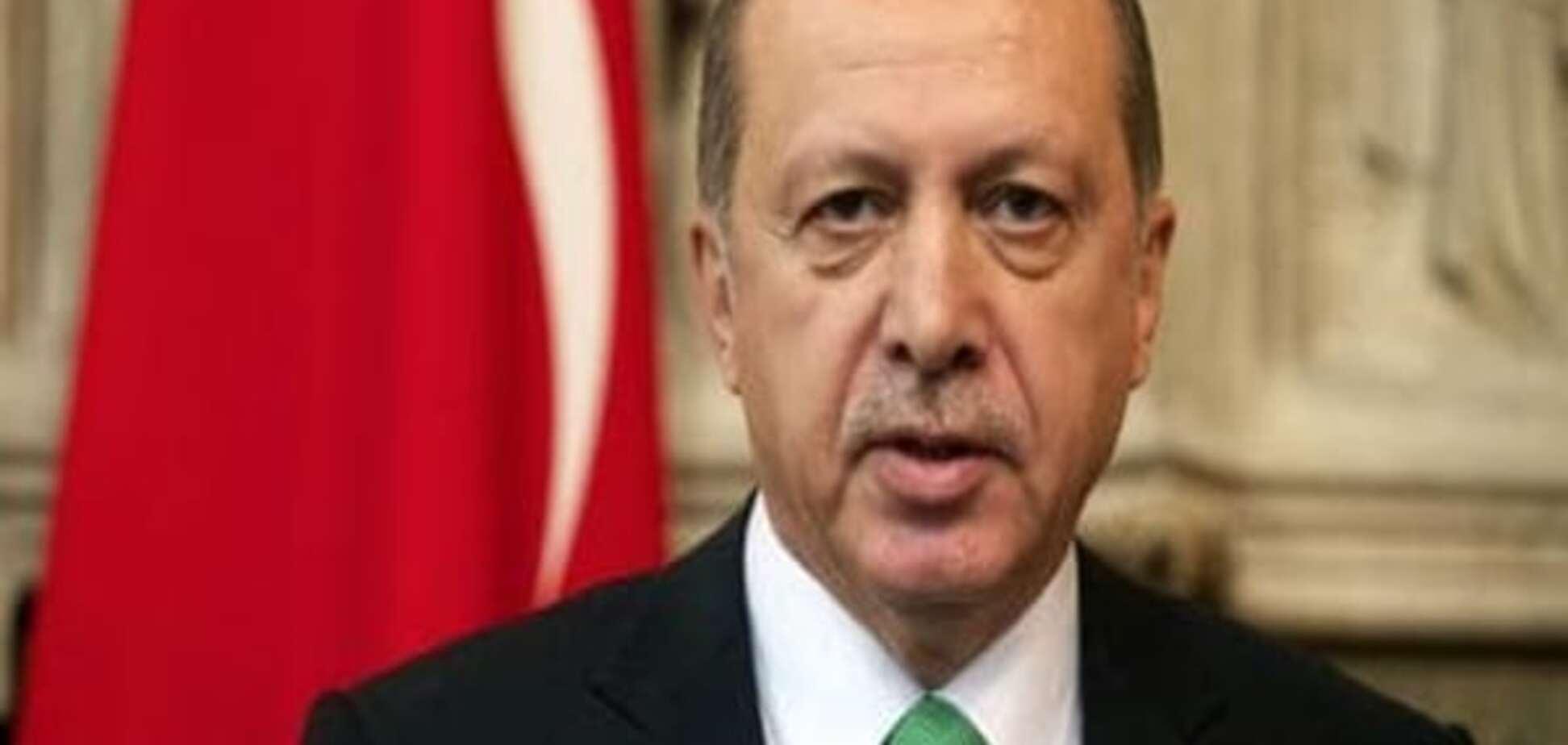 Ердоган: Анкара зважено реагуватиме на емоційні дії Росії
